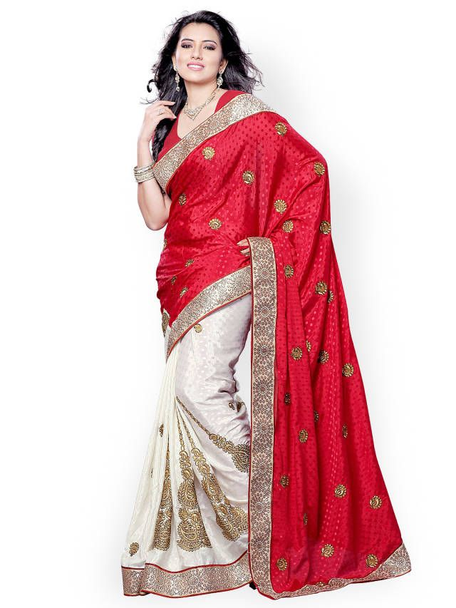 http://www.myntra.com/mailers/Embellished-Saree/Colors/Colors-Red--White-Embroidered-Jacquard-Fashion-Saree/871386/buy