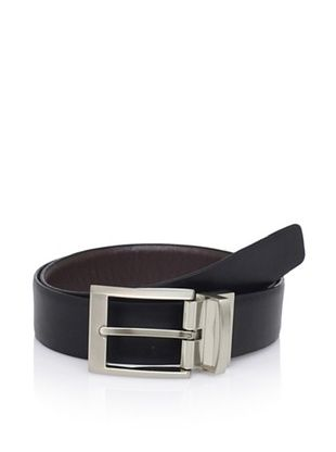 40% OFF Calvin Klein Men's Smooth Leather Reversible Belt (Black/brown)