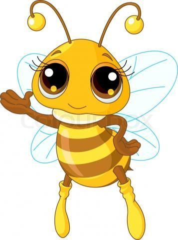24 Best Images About Bee Cartoon On Pinterest Worker Bee