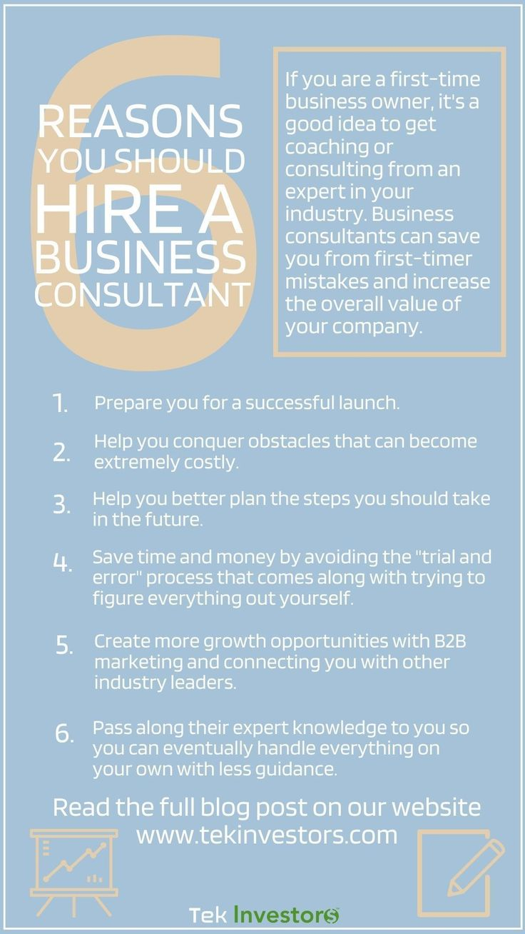 6 Reasons You Should Hire a Business Consultant Online