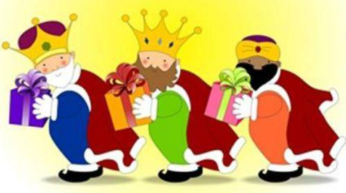 feliz dia de reyes magos | El Rinconcito de 2ºA: ¡Feliz año nuevo!