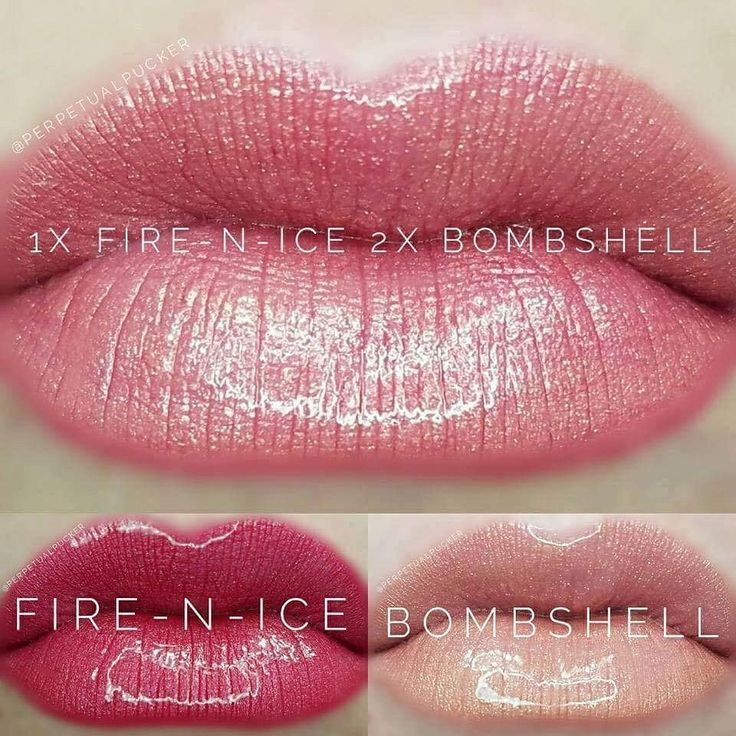 2 colors combined will give you 8 shades.  This is just one of therm.  In stock now!  Independent Lipsense Distributor 304510. Find me on facebook at Pucker Up Lip Service.