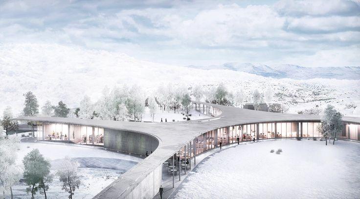 Smart Center by Paul Kaloustian Architect