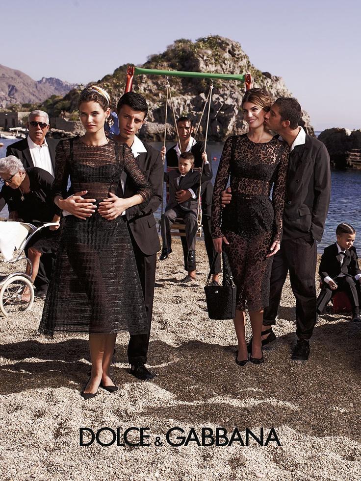 Dolce & Gabbana – Campagna Pubblicitaria Donna - Primavera Estate 2013