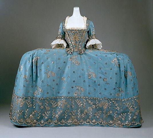 FILMY KOSTIUMOWE: 1610 - 1715 Barok
