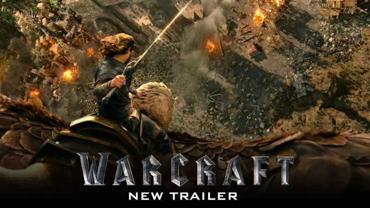 2nd Warcraft Trailer Features the Humans Battling the Orcs to Protect Their Land