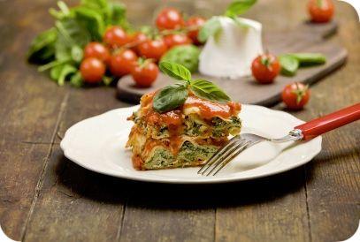Spinazie-ricottalasagne | Gezonde slanke recepten | Flinndal