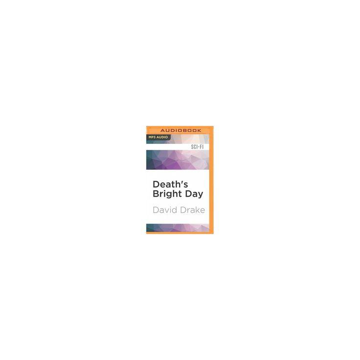 Death's Bright Day (MP3-CD) (David Drake)