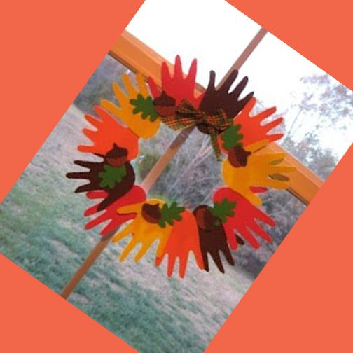 Kids Fall Crafts - will replace with own photo....