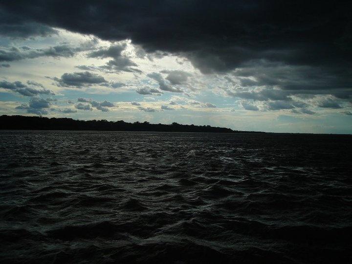 Río Orinoco , Colombia