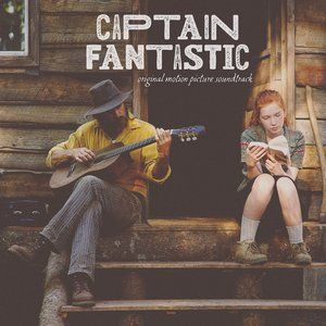 Original Motion Picture Soundtrack (OST) from the movie Captain Fantastic. Music composed by Various Artists.