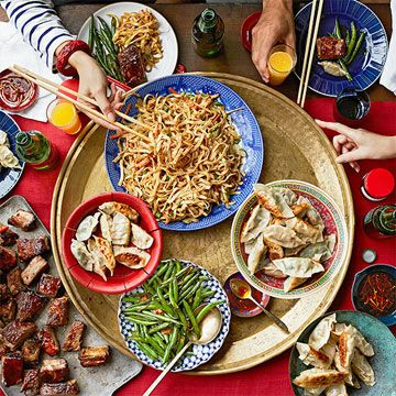 How to Throw a Dim Sum Party. Whip up some delicious dumplings, break out your chopsticks and ring in the Chinese New Year this February with a dim sum brunch!