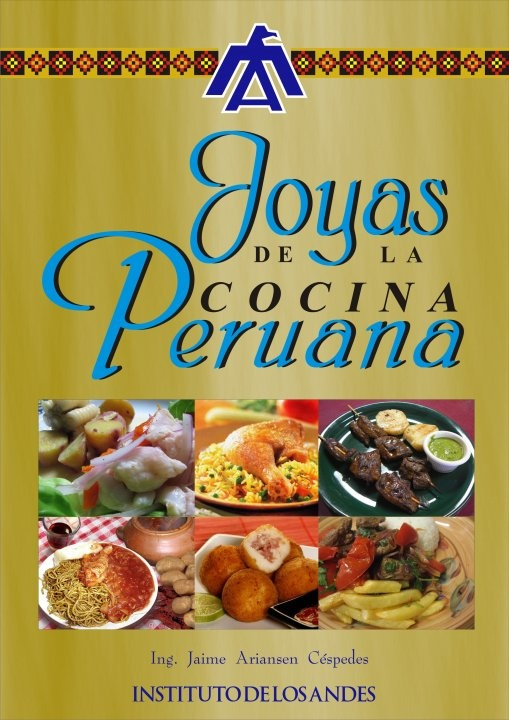 585 best todo peru images on pinterest yma sumac peru and singers 48 libro joyas de la gastronomia peruana fandeluxe Images
