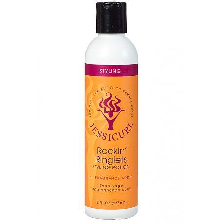 Rockin´ Ringlets Styling Potion, en stylingprodukt för dig med lockigt hår som funkar med balsammetoden!