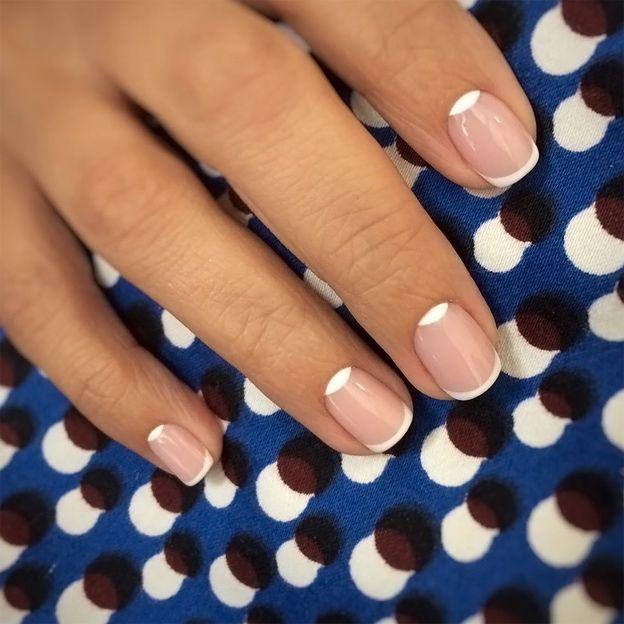 Маникюр на короткие ногти фото дизайн 2016-2017