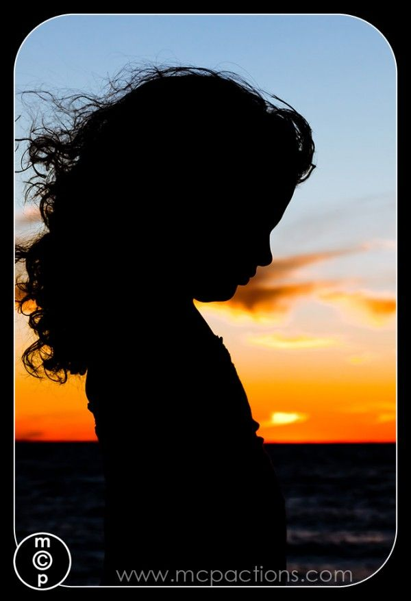 Photographing Perfect Sunset Silhouette Portraits Every Time