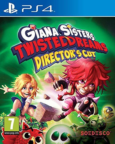 From 8.00:Giana Sisters Twisted Dreams (ps4)