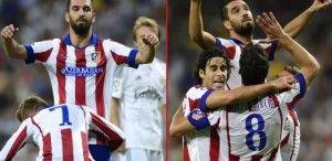 Arda Turan Attı Madrid Kazandı!