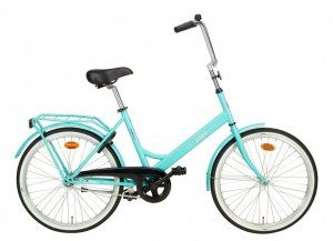 Jopo for bike rides to the beach and store
