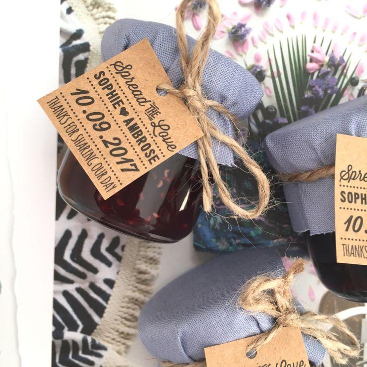 Wedding Favours / Bonbonniere / Wedding Reception / Wedding Tables / Wedding Gifts  Made by sweettillyflint.com (Australia) $3.95