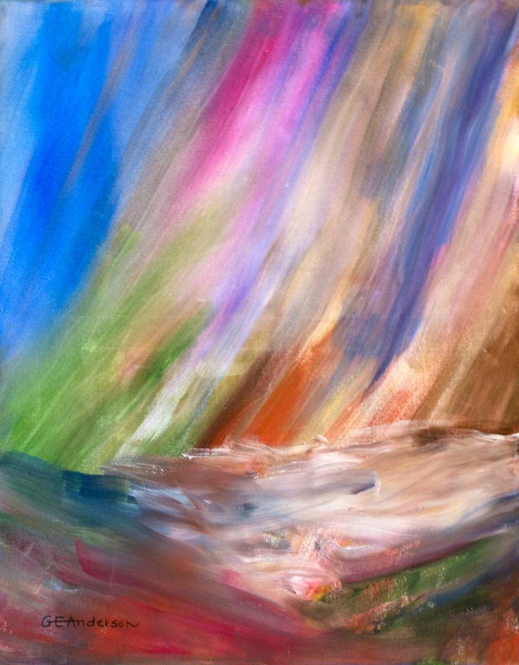 title: Rainbow Glory artist: Gary Anderson