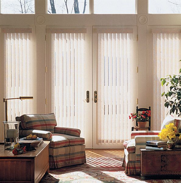 Find This Pin And More On Patio Door Window Treatments.
