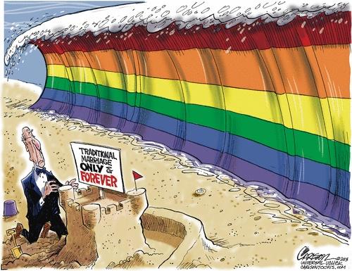 Editorial cartoonist Stuart Carlson, 03-28-13