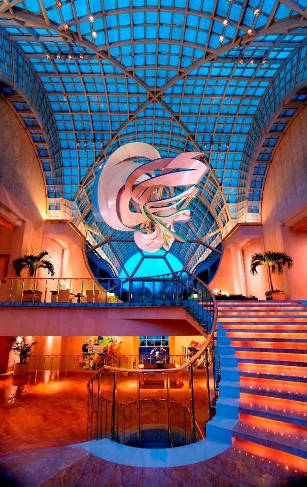 San Francisco Map Ritz Carlton%0A The RitzCarlton  Millenia Singapore