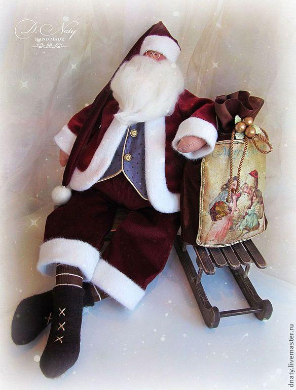 САНТА - санта, санта клаус, Новый Год, новый год 2014, рождество, рождественский декор