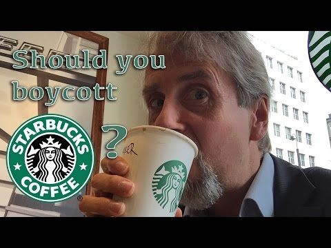 Video: Should you boycott Starbucks? | Mallen Baker's Respectful Business Blog