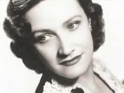 Kathleen Ferrier ~ What is life & Art thou troubled
