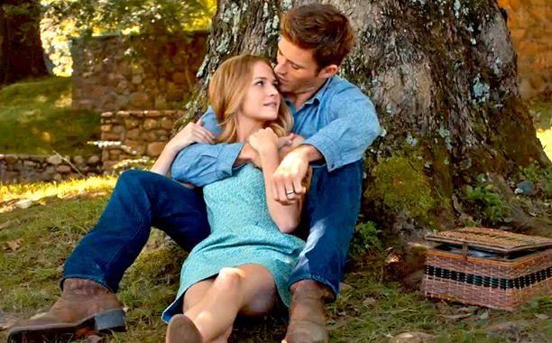 'The Longest Ride' director George Tillman Jr. says no to a kiss-in-the-rain scene   EW.com