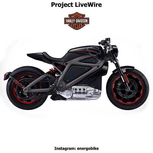Project LiveWire Легендарный производитель мотоциклов Harley-Davidson создаёт свое видение, о том как должен выглядеть полностью электрический байк. Имя этому видению - электроцикл по имени Project LiveWire, представляющий из себя воплощение индивидуальности и легендарного стиля, сердцем которого является электрический мотор, мощностью 74 лошадиные силы. Крутящий момент этого создания - 70 ньютон-метров. Впечатляющий разгон менее 4 секунд до сотни, оставит за собой черную линию от стертой…