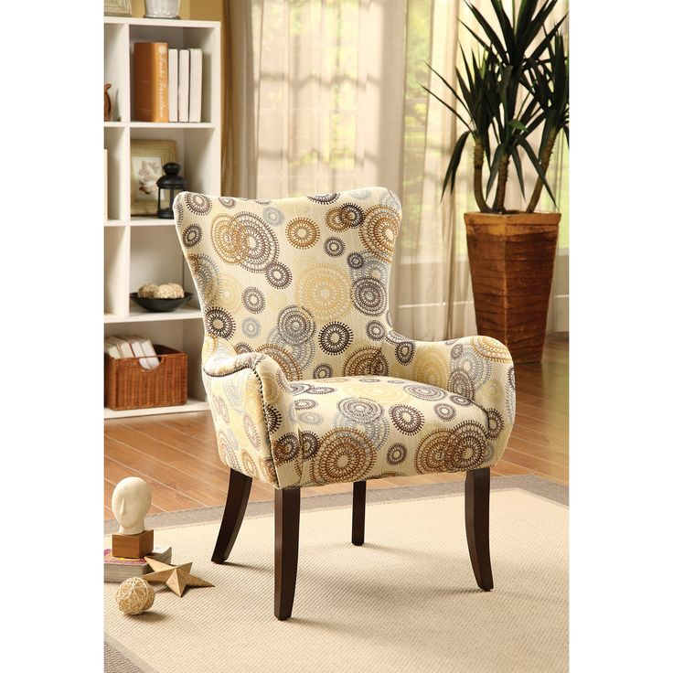 Add Sophistication And Comfort To You Home Decor With This Gabir Accent  Chair. This Chair Part 9