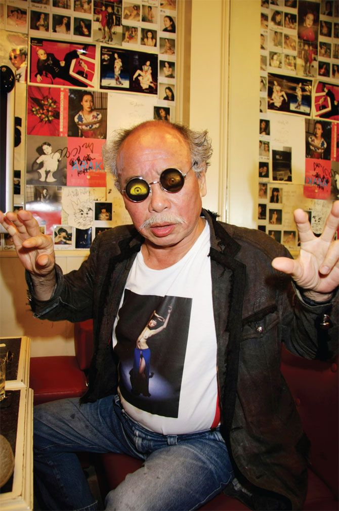 Nobuyoshi Araki... Interview in Vice