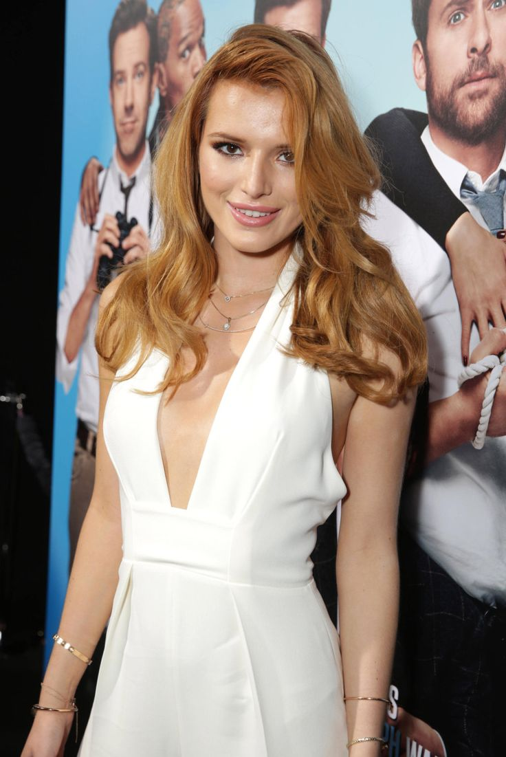 Bella Thorne attends the premiere of New Line Cinema's 'Horrible Bosses 2' at TCL Chinese Theatre on November 20, 2014 in Hollywood, California.