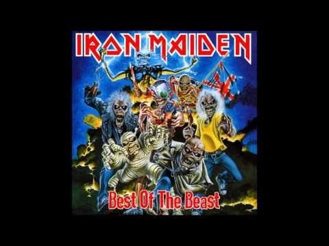 Iron Maiden - Best of the Beast 1996 (Full album) Greatest Hits - YouTube