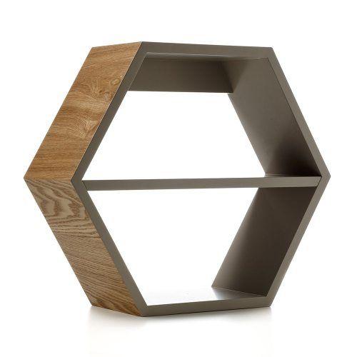 Hexagonal Large Shelves