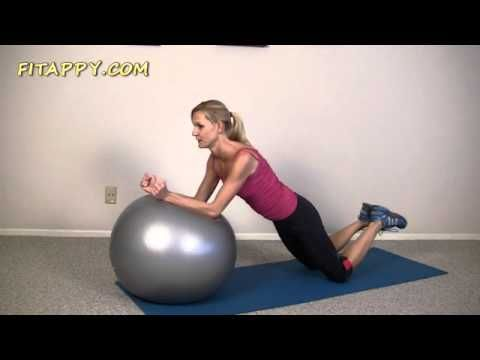 Ball Ab-Busters! ★ Best Abs workout with stability Ball