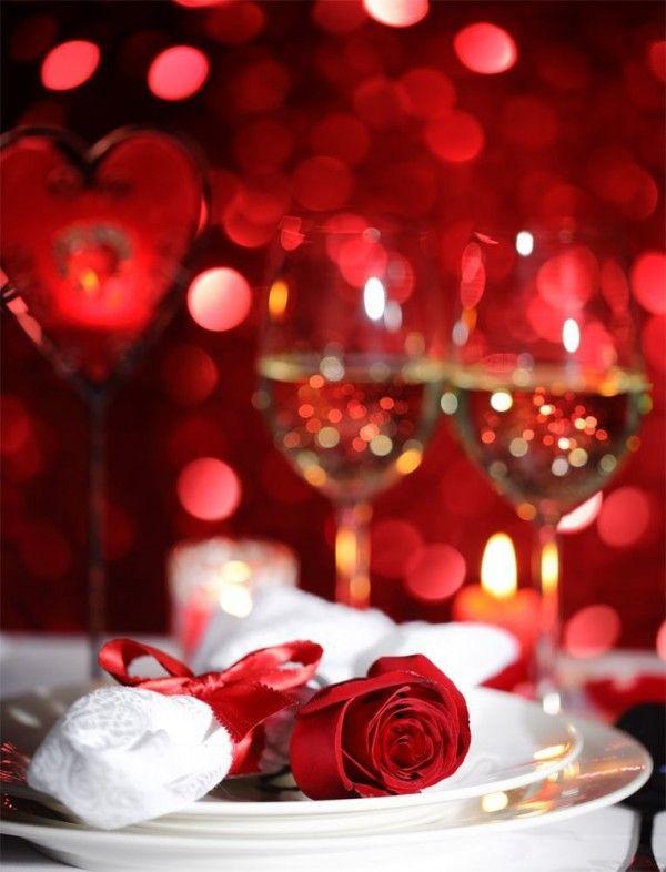 February valentine 39 s day dinner ideas romantic dinner for for Valentine dinner party ideas