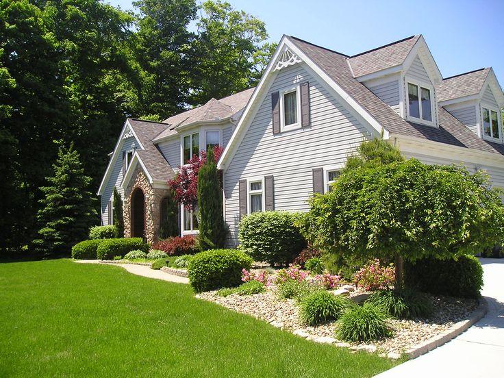 craftsman landscape design landscape design garden backyard landscape designs landscaping ideas - Home Landscape Designs