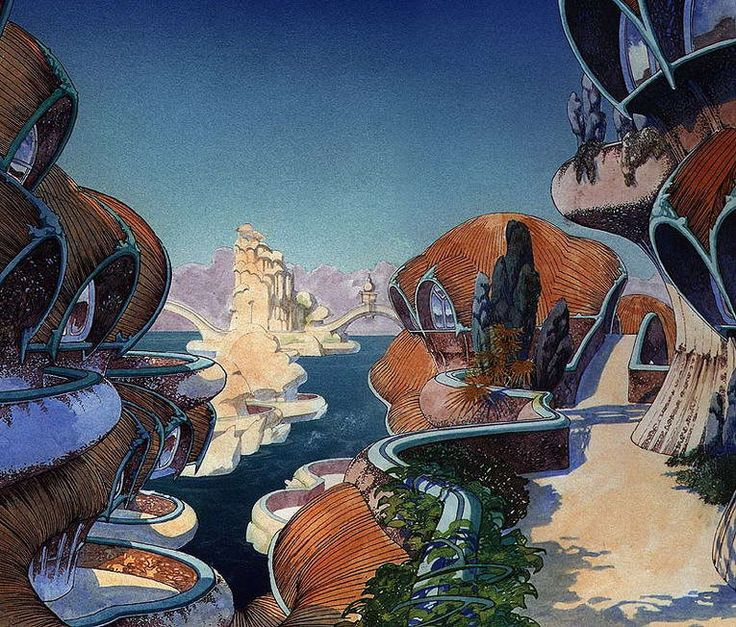 17 Best Images About Roger Dean On Pinterest