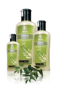 Jiva Ayurveda presents the Ayurveda Beauty products Neem Shampoo which is Good for Scalp infections, dandruff, itchy scalp etc hair problems.