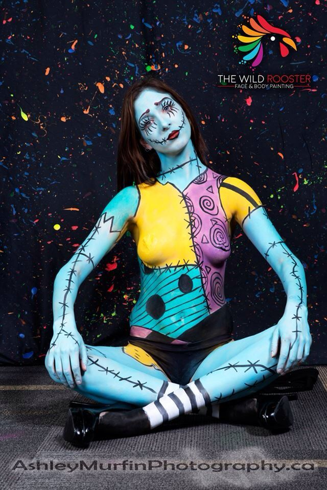 More from Sexapalooza 2015!  Thank you to The Wild Rooster Face and Body Painting and Ashley Murfin Photography!