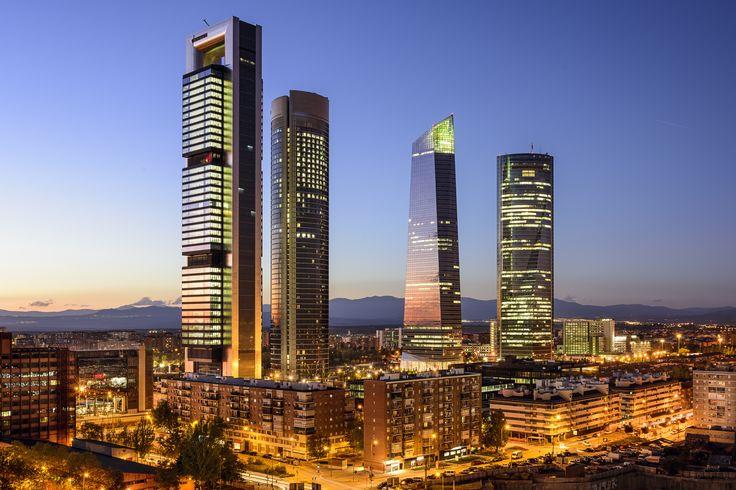 Madrid, ¿próxima capital financiera de Europa tras el Brexit?