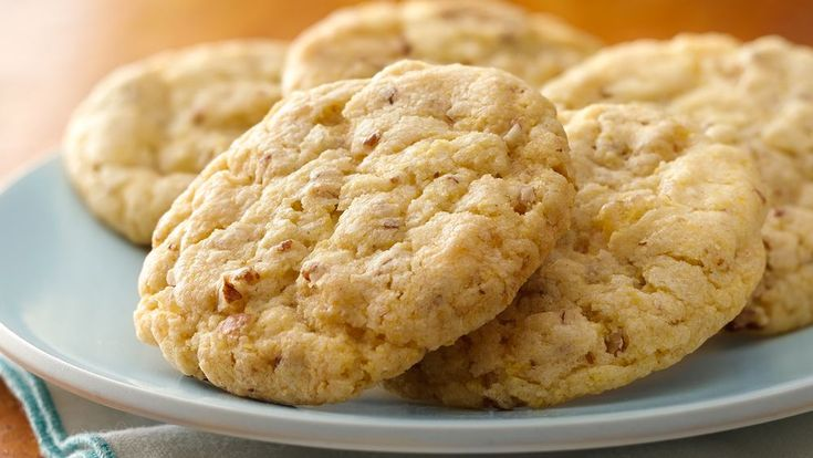 Pack a triple punch of ginger zing with a cookie that gets a quick start from Pillsbury sugar cookies.
