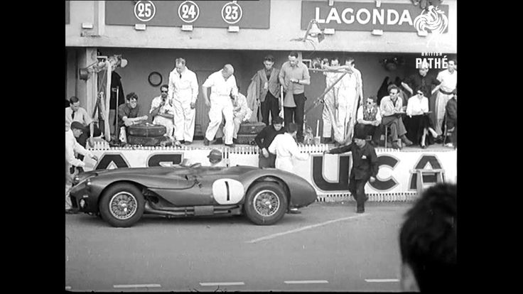 Le Mans Disaster (1955) [HD]