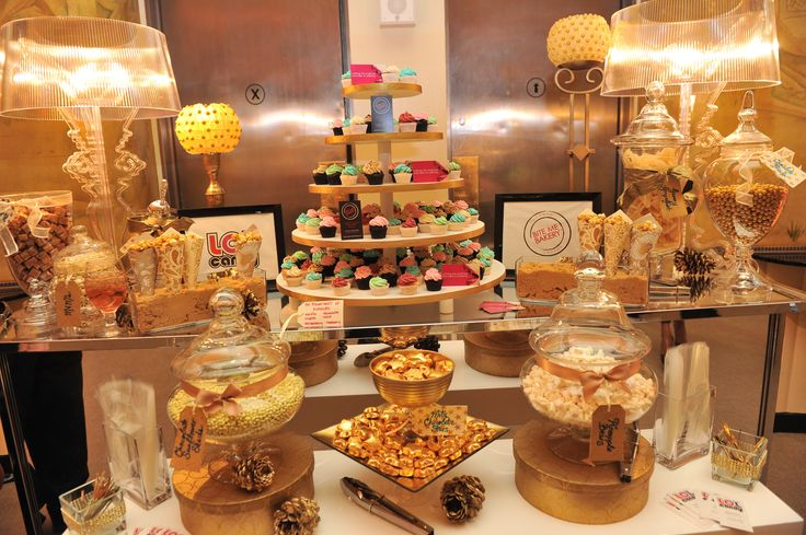Event, Some finger food at the dessert table!