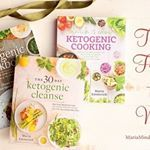 It is easy to win a collection of my Ketogenic CookbooksMy latest book is not only an amazing cookbook filled with  dairy free and nut free recipes but it also has Whole  meal plans exercise plans guidelines on how to heal your mitochondria with EZ water grounding light therapy and much much moreGood luck Check out my blog for more information httpmariamindbodyhealthcomThank you for your love and support entertowin ketogeniccookbook dayketogeniccleanse quickandeasyketogeniccooking…