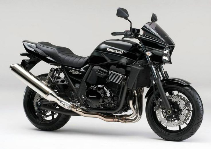"KAWASAKI [ZRX1200DAEG BLACK LIMITED] of special edition ""Black Limited"" is added to the model in 2014"